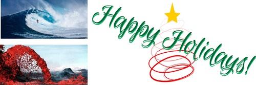 Happy Holidays 2017 - 2018