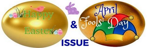 Hawaii Damon Newsletter East & April Fools'