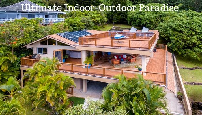 929 Puuomao Indoor Outdoor Paradise