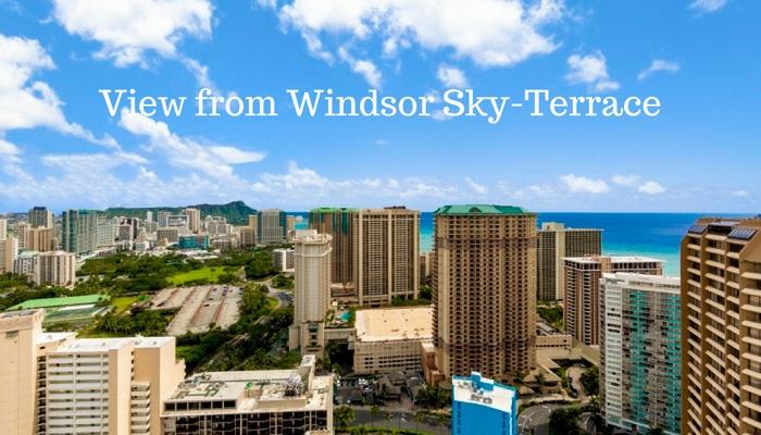 Waikiki Windsor Sky-Terrace