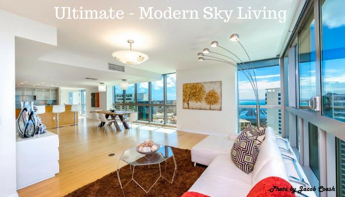 Ultimate Modern Sky Living