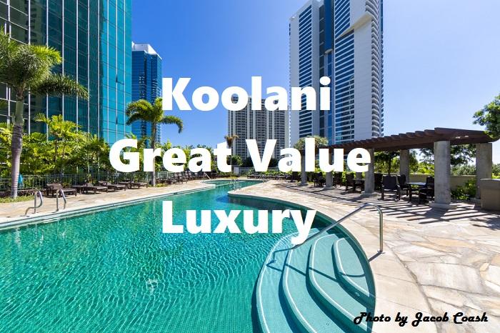 Koolani Units on the Market