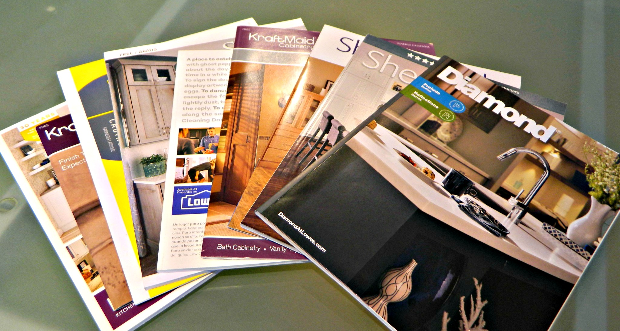 Kitchen Cabinet Inspiration Magazines