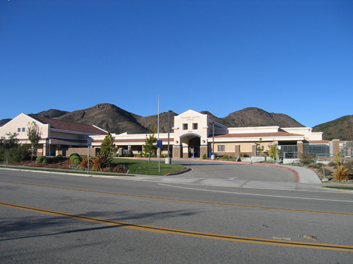 Sycamore Canyon School