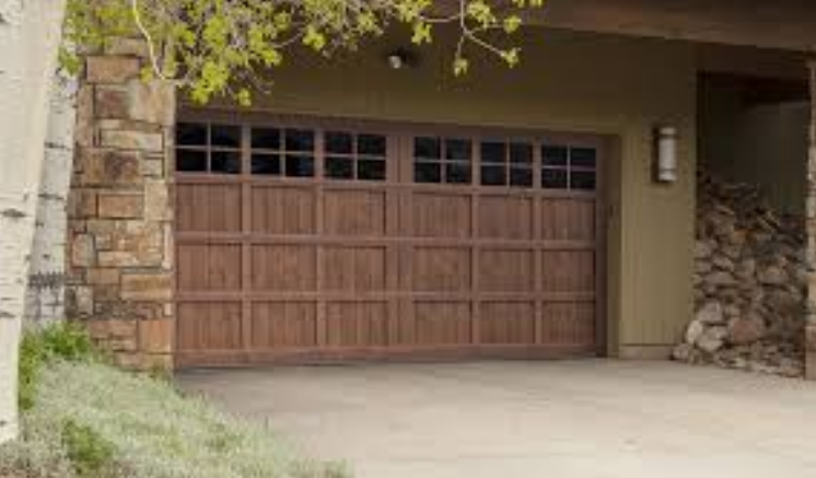 A garage door can provide a great ROI for home improvement