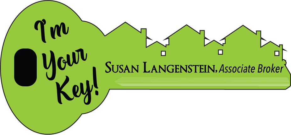I'm your key logo for Susan Langenstein Realtor