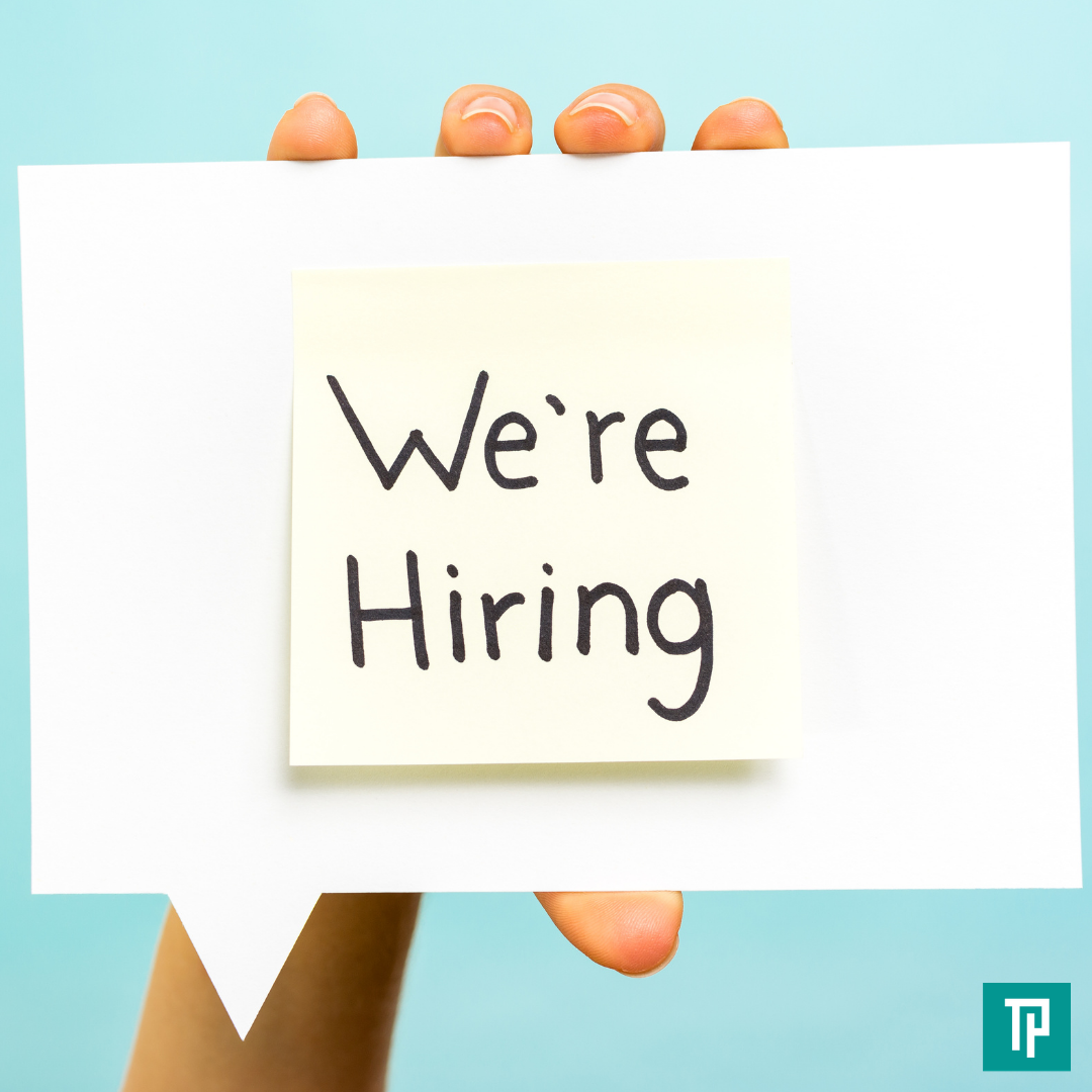 We're Hiring A Property Manager!