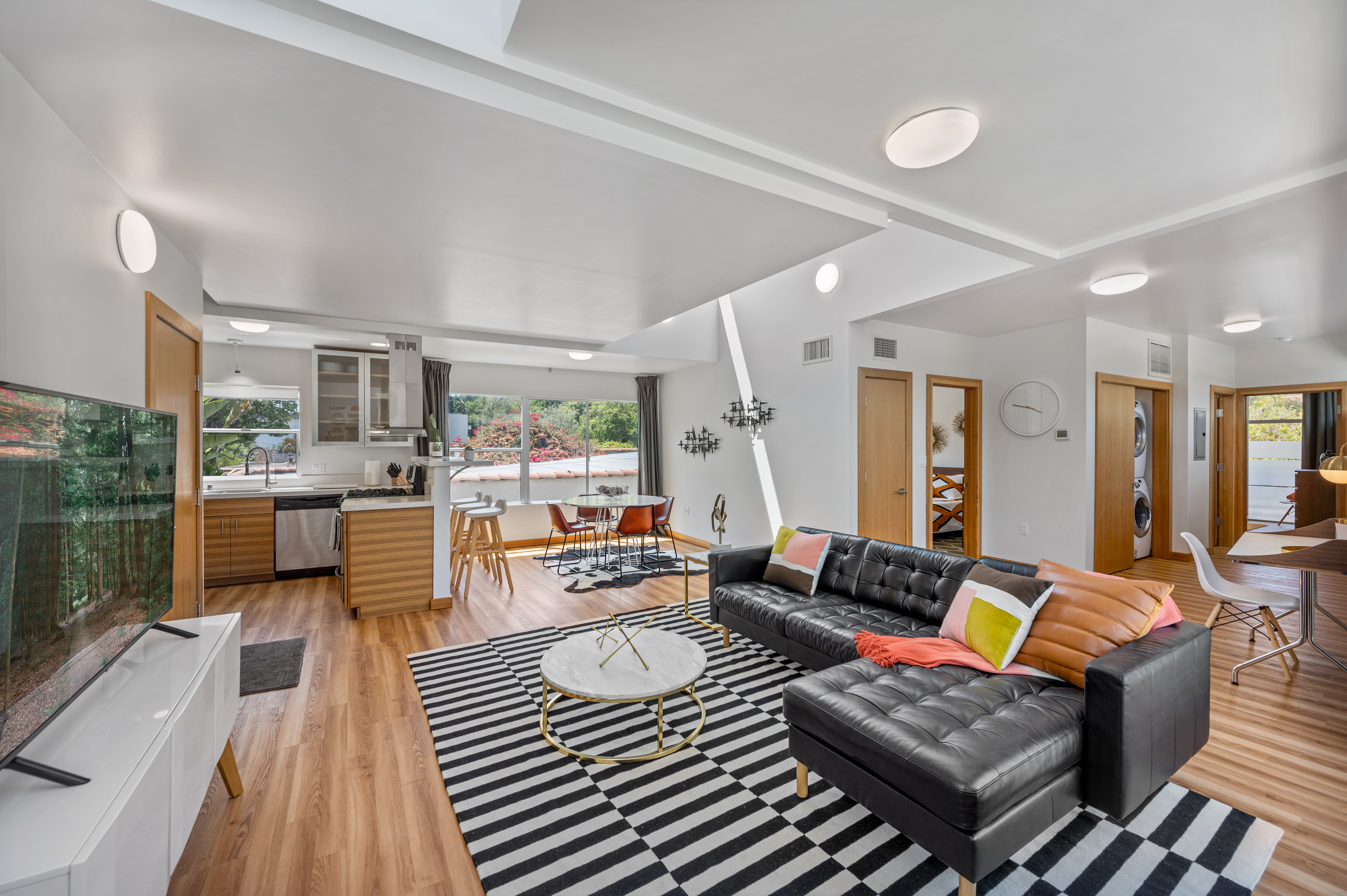 JUST LISTED   Modern Turnkey Loft in WeHo with Rooftop Views   New TIC Community