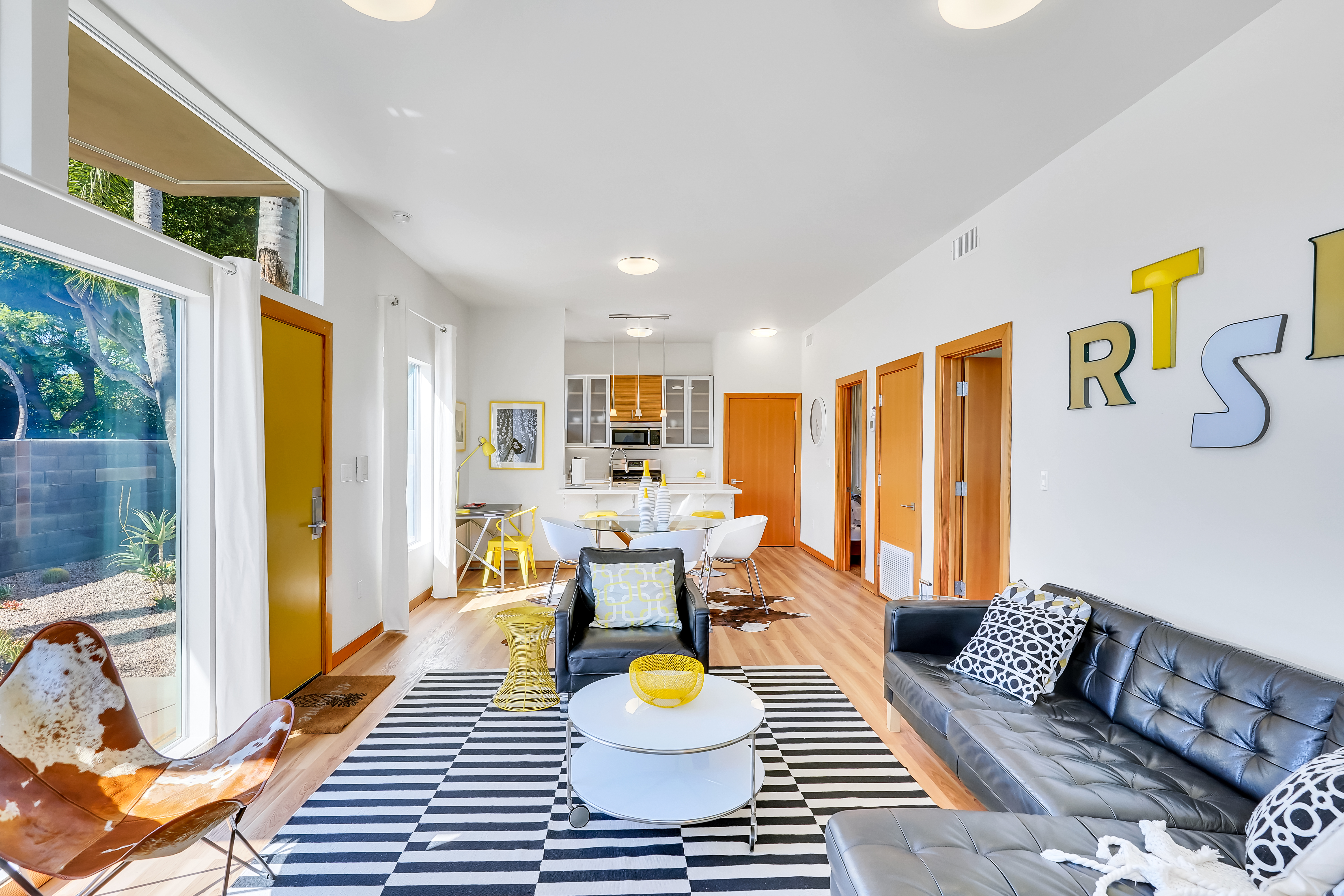 JUST LISTED   Modern Turnkey Loft in WeHo with Private Patio