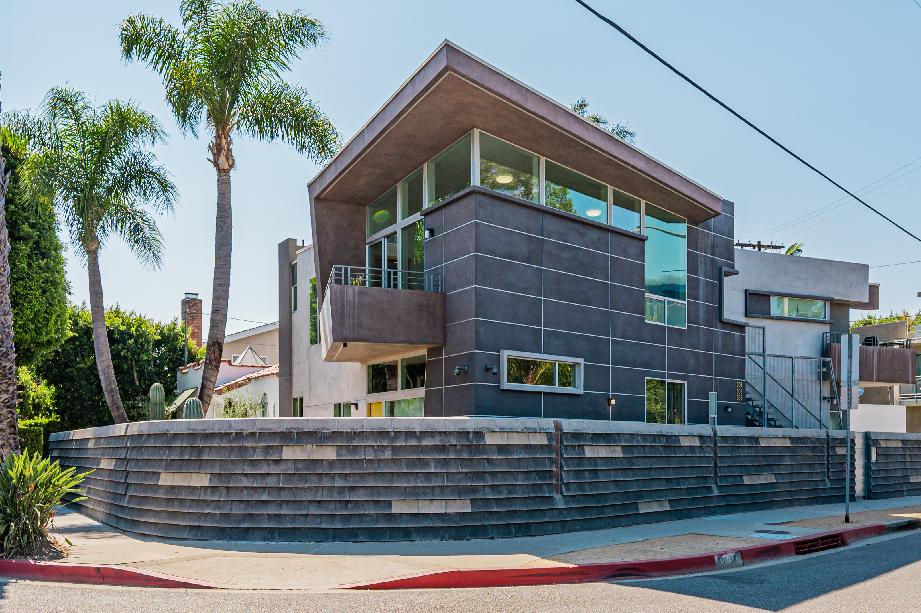 EXCLUSIVE LISTING | 2 Modern Buildings in the Heart of West Hollywood