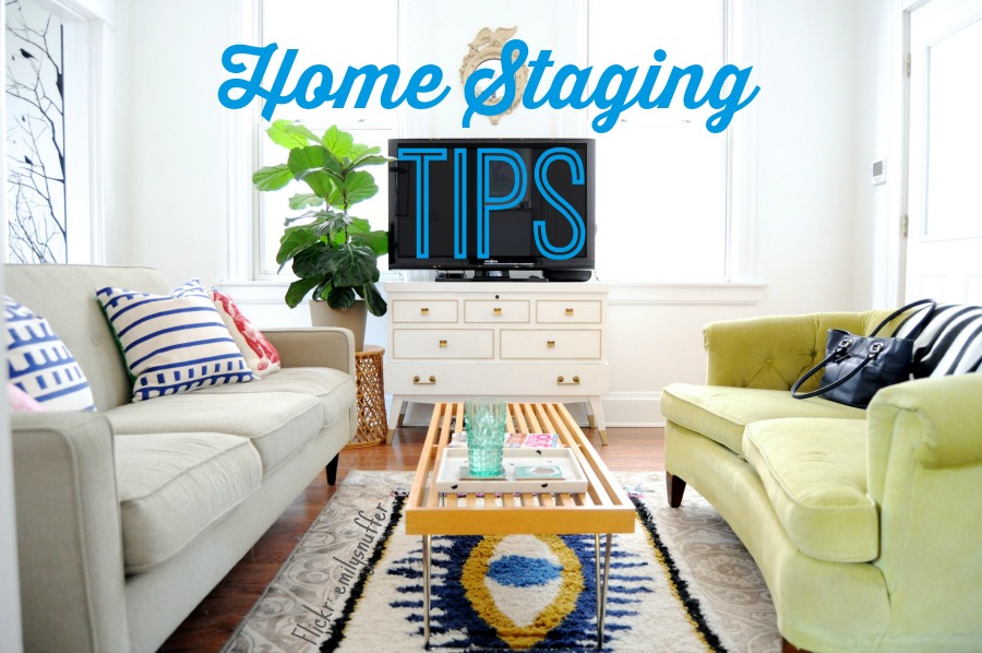 Eight Tips To Prepare Your Home For Sale.