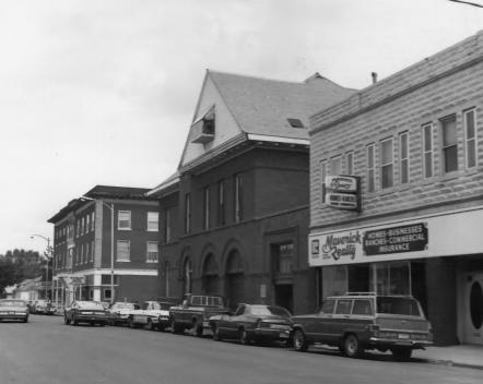 Maverick Realty office in 1979