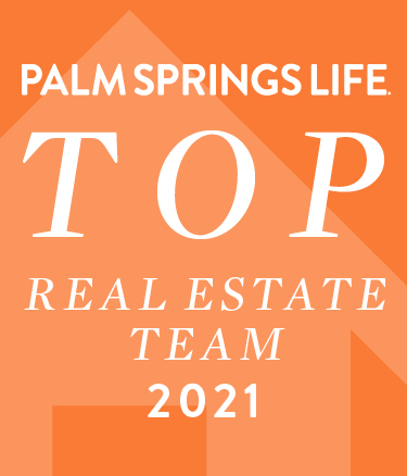 Palm Springs Life Top Real Estate Team
