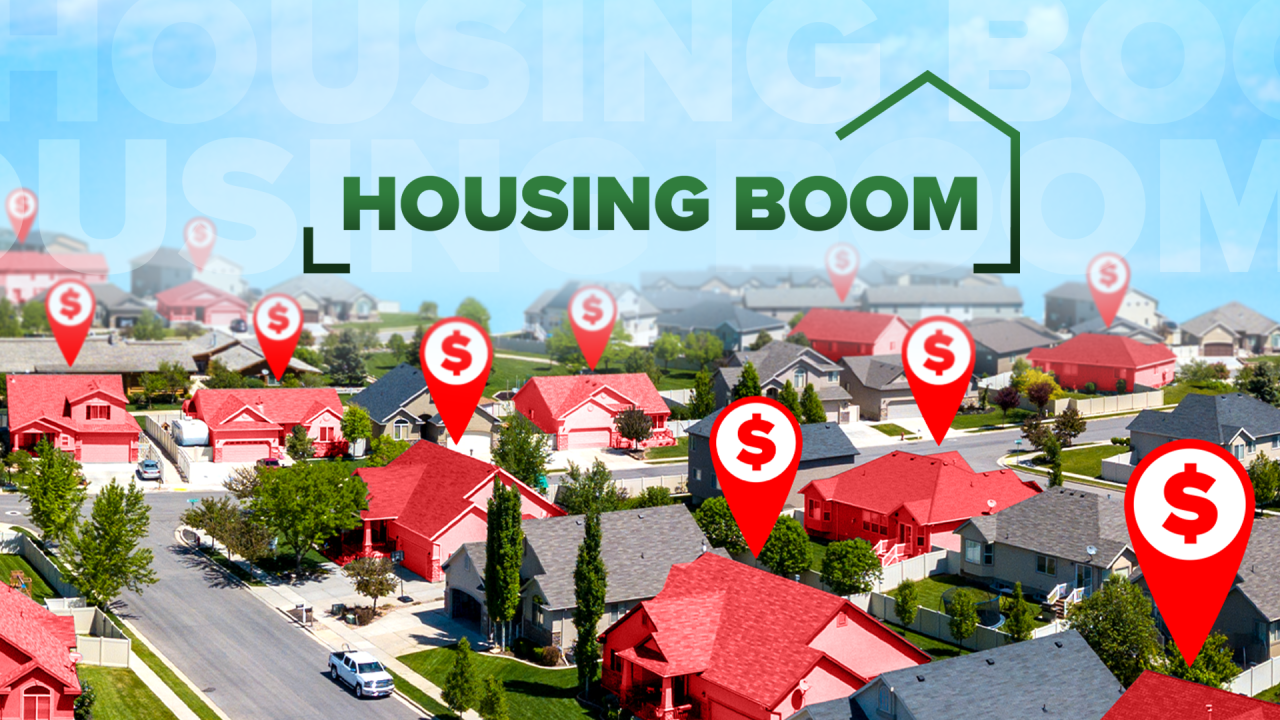 When will the Housing Boom End?