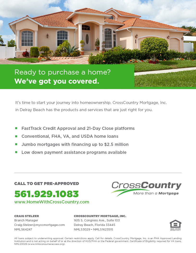 Cross Country Mortgage - Benassi Real Estate Group