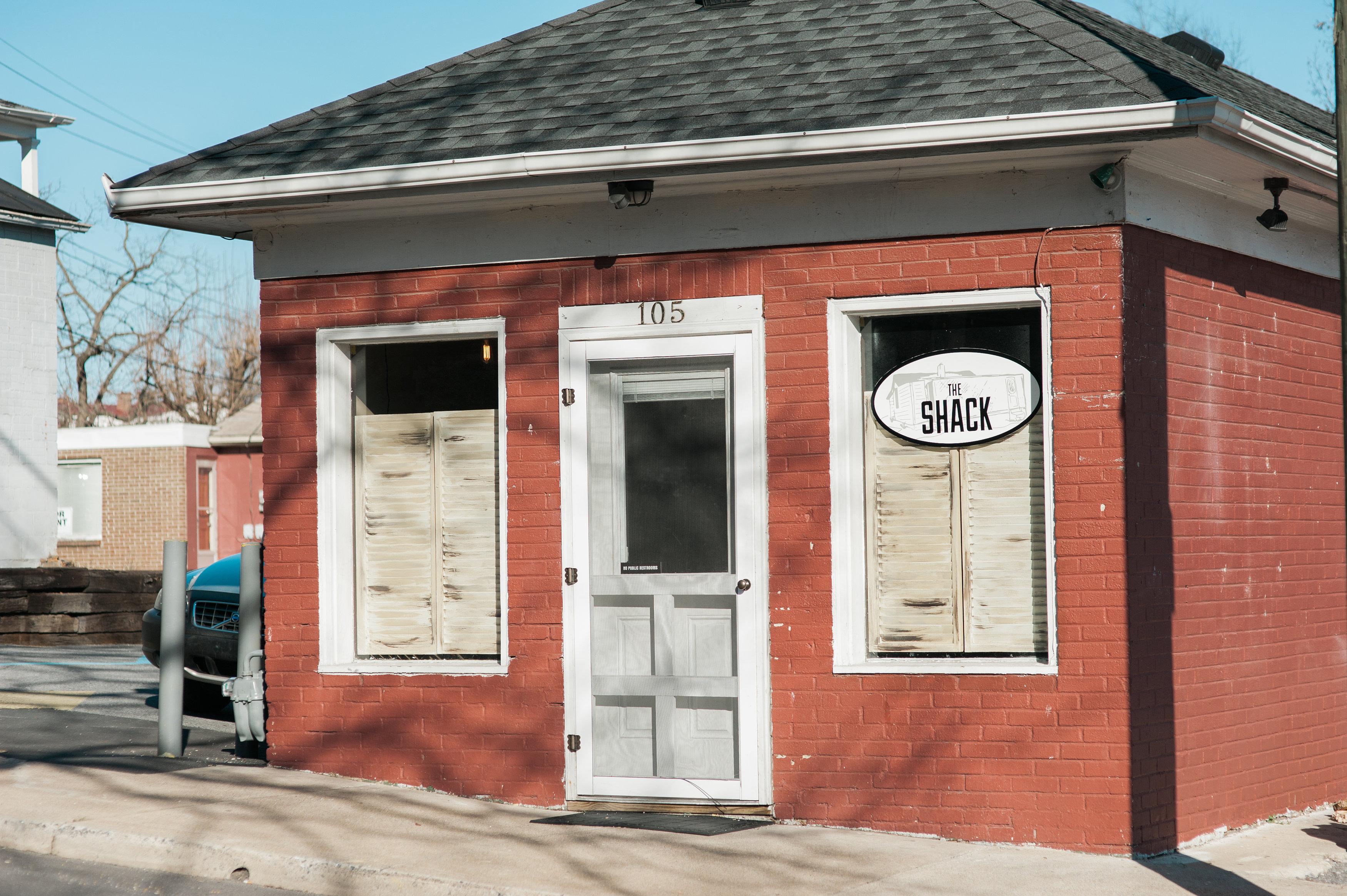 The Shack restaurant in Staunton, where Susan Weeks was an original staff member