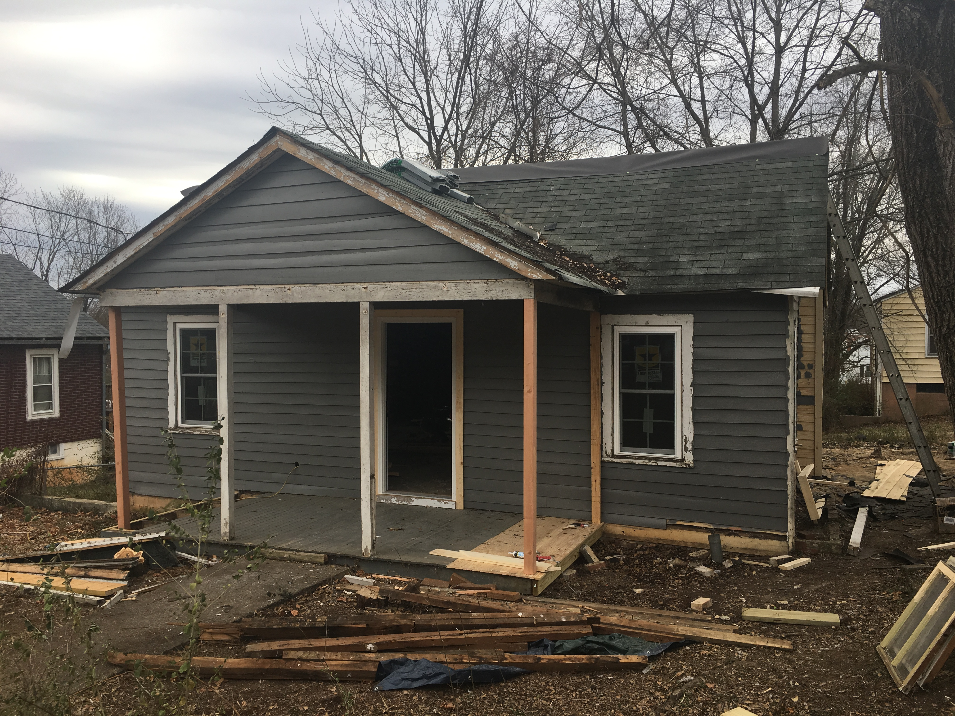 2017 in review - renovation of orange street bungalow by qcc