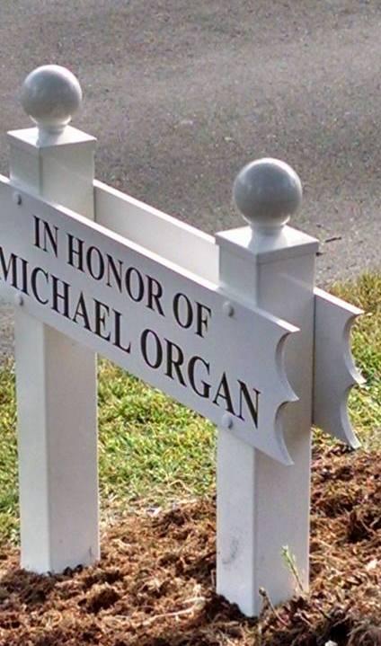 Michael Organ Honored in Surprise West Beverley Street Ceremony