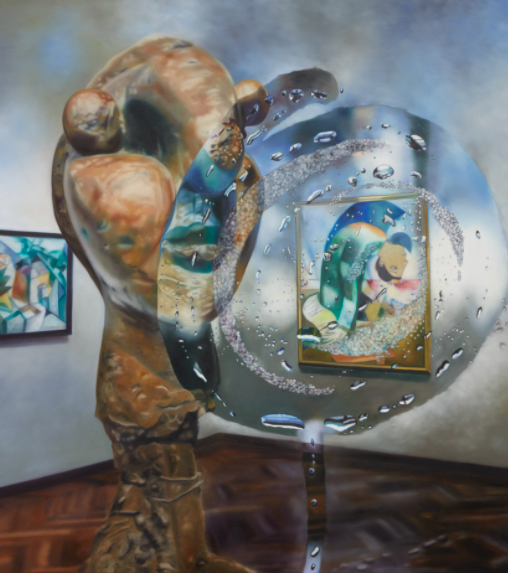 Sotheby's Contemporary Art; Karin Kneffel