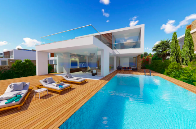 Sotheby's Waterfront Properties: Cyprus