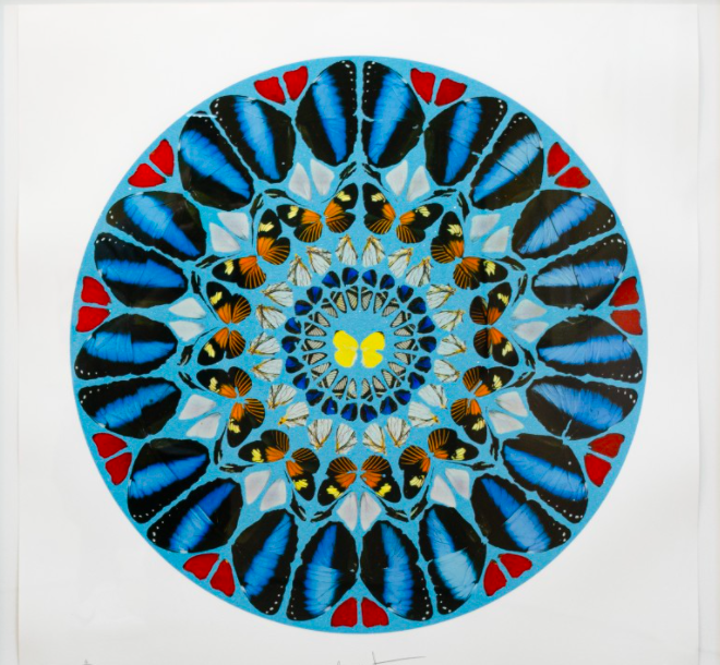 Sotheby's Contemporary Art; Damien Hirst