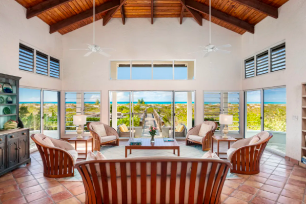 Sotheby's Waterfront Properties; Turks And Caicos Islands
