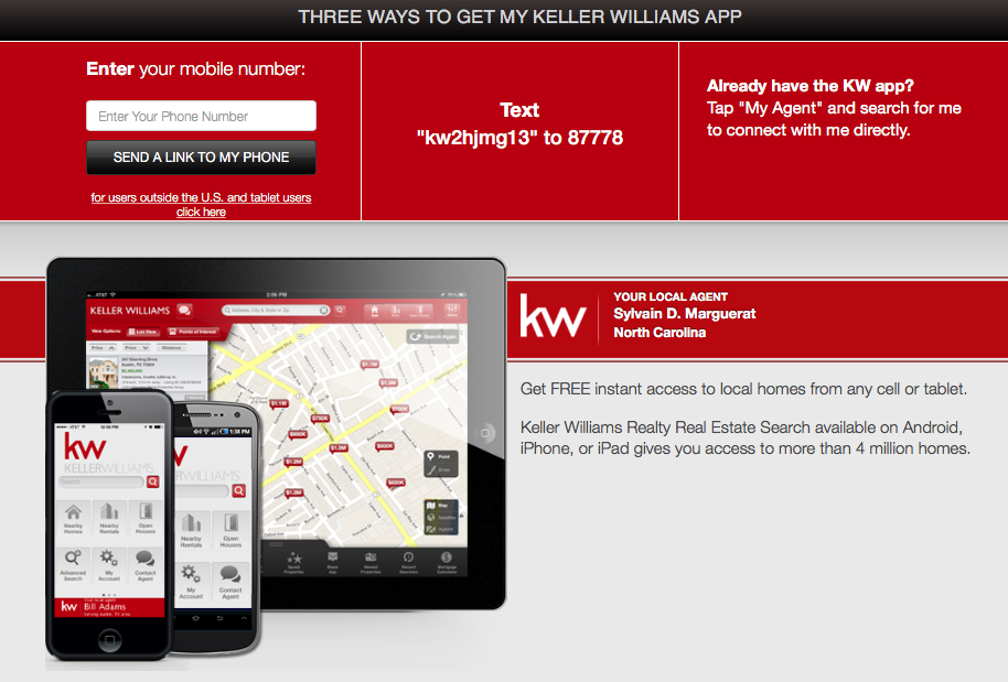 Worldwide Real Estate FREE Mobile APP DURHAM CHAPEL HILL RALEIGH