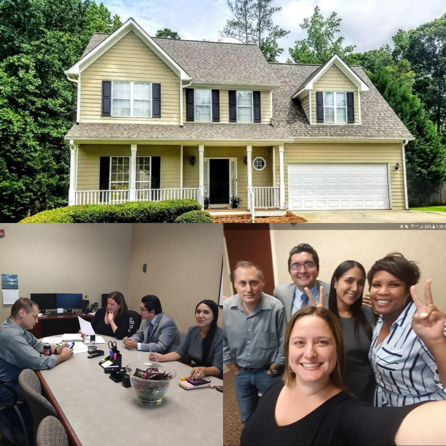 Lawrenceville Home Sold Happy Home Buyers