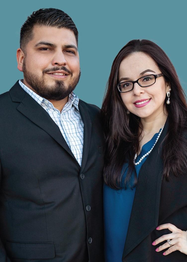 Belinda and Johnny Malone, RamTex Realty Group