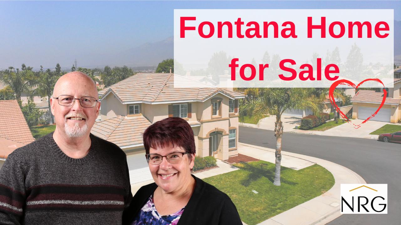 Fontana Home For Sale