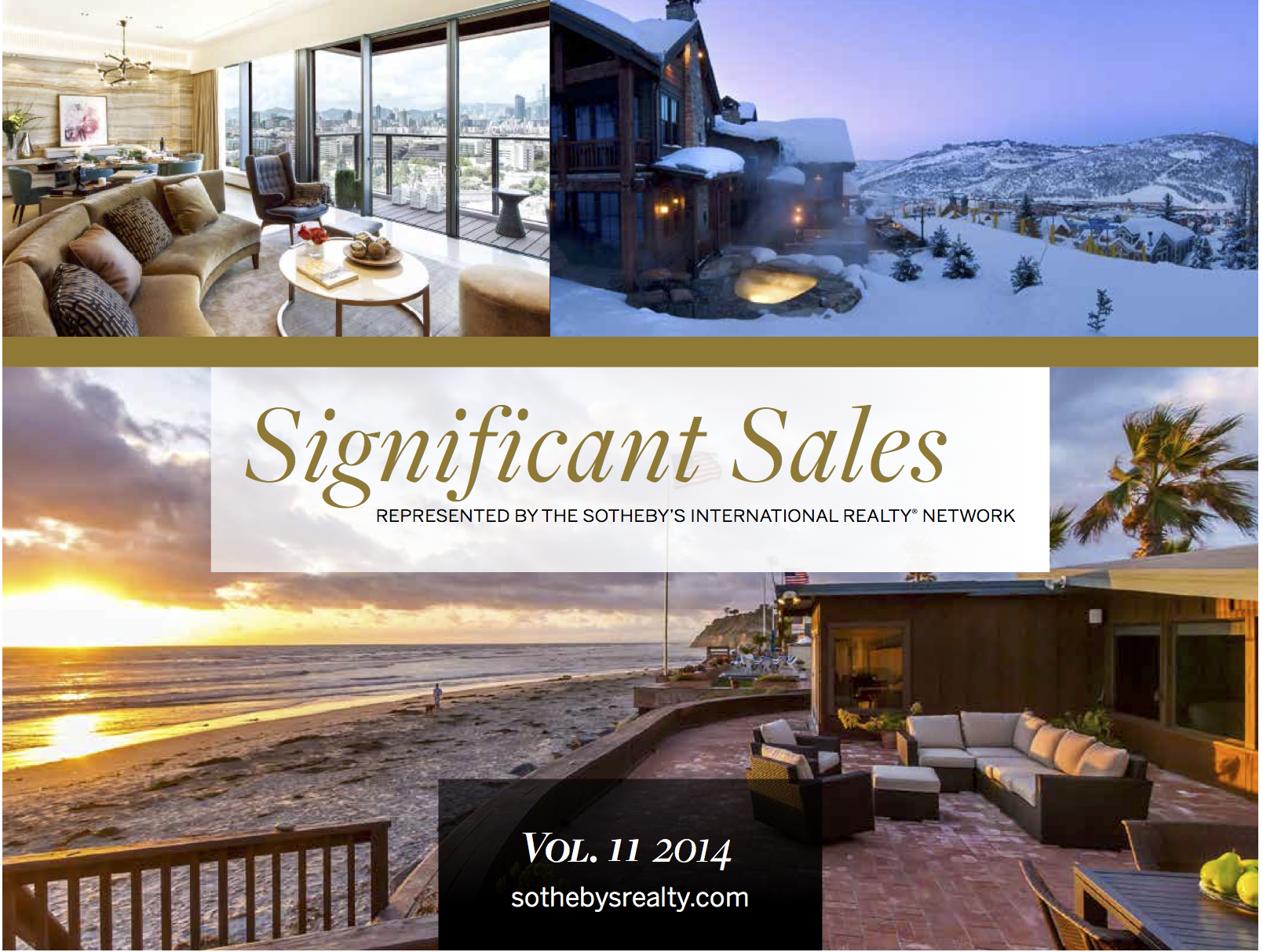 Signicant Sales Issue 11/2014