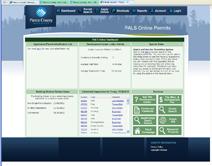 Pierce County Permit Search