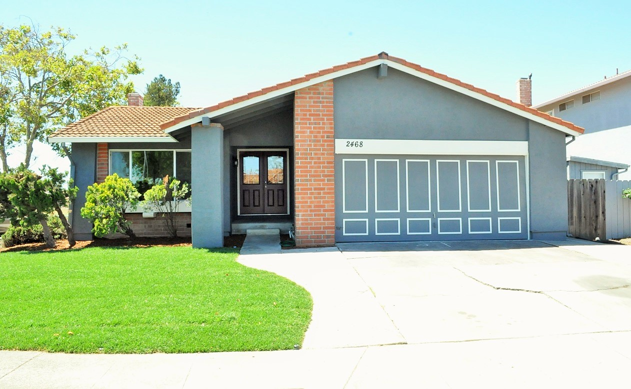 2468 Constellation Drive, Hayward