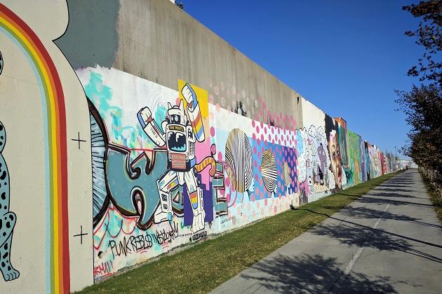 Cabbagetown Atlanta Mural