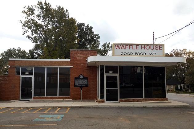 Waffle House Museum