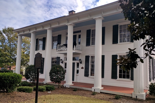 Holliday-Dorsey-Fife House Museum Fayetteville GA