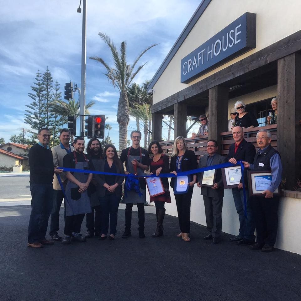 Craft House Grand Opening - Dana Point