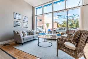 At home with Almost Home Real Estate Services