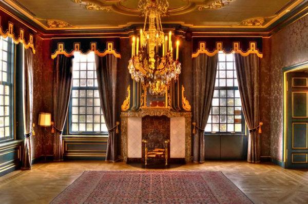 Giant Luxury Living Room