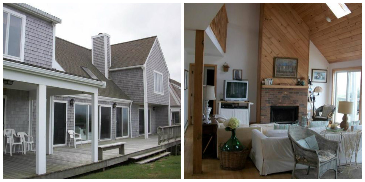 2 images of 86 Shore Drive in Dennis Cape Cod MA