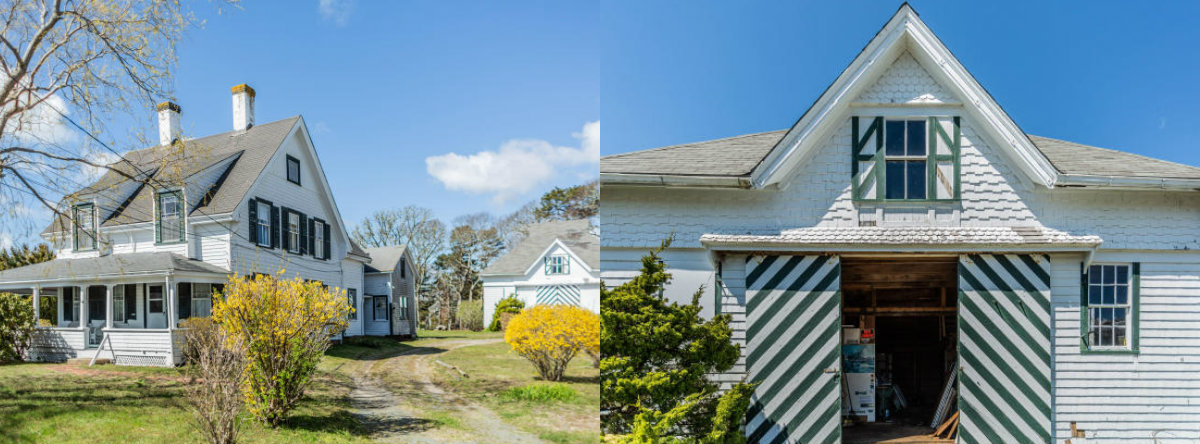 2 Images of 114 Bank Street in Harwich port Cape Cod MA
