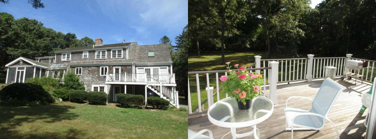 2 Images of 17 oliver snow rd in Harwich port Cape Cod MA