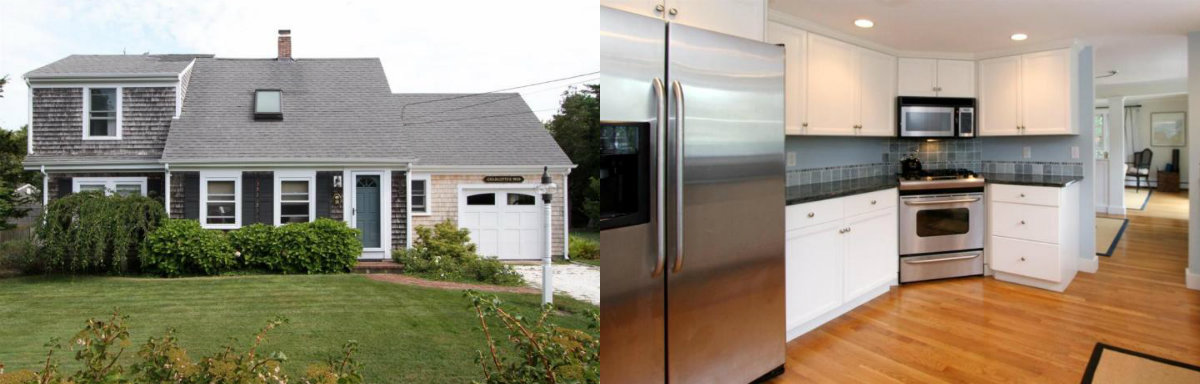 2 Images of 18 Julien Rd in Harwich port Cape Cod MA