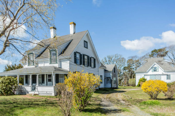 Image of a Harwich Port home in Cape Cod MA
