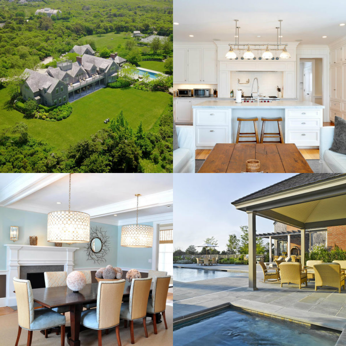 4 images of 4 Wingspread Lane in Nantucket in Cape Cod MA