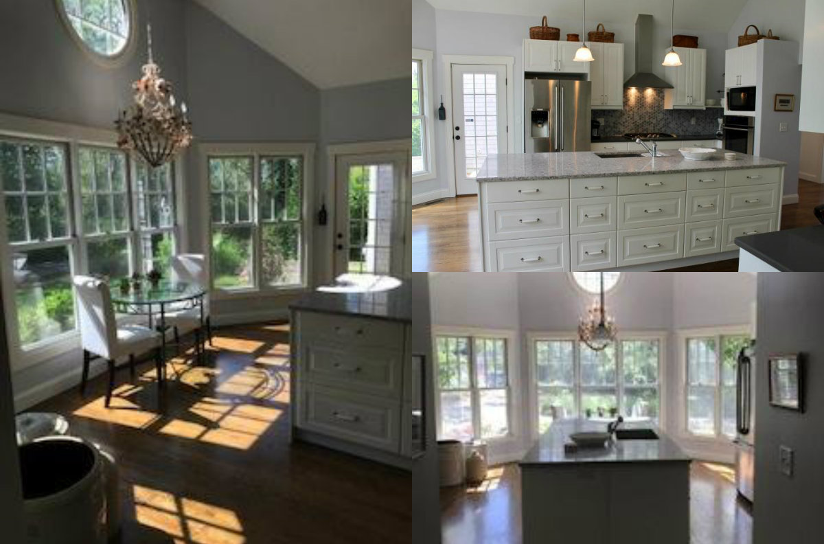 Images of kitchen at 42 Warrens Rd in Brewster Cape Cod MA
