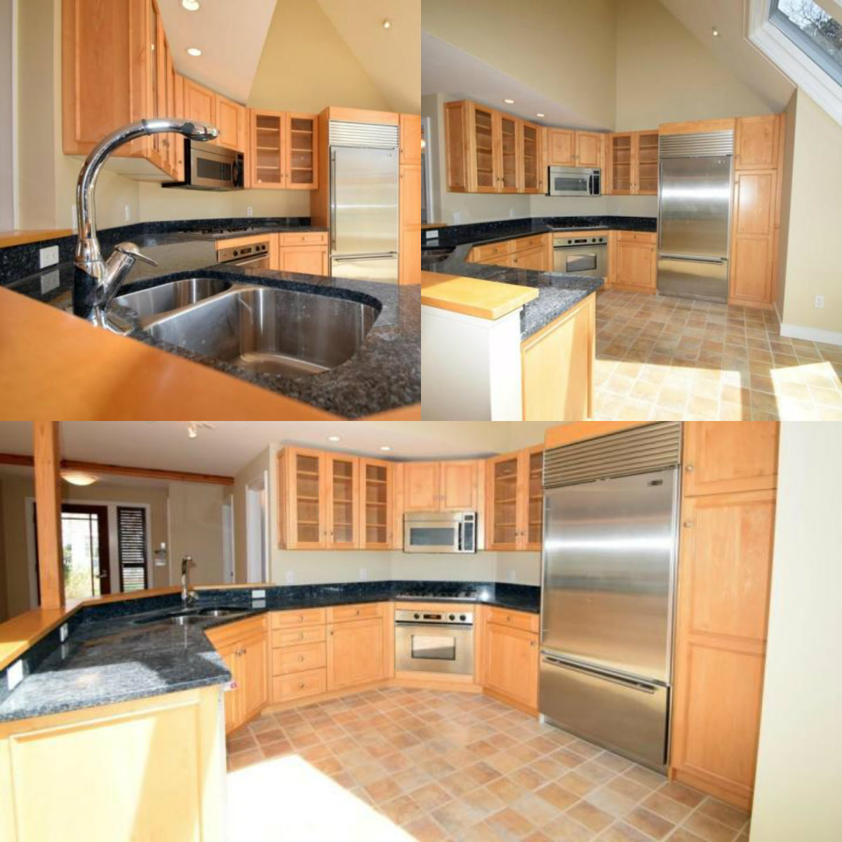 Images of kitchen a 45 Schooner Way in Brewster Cape Cod MA