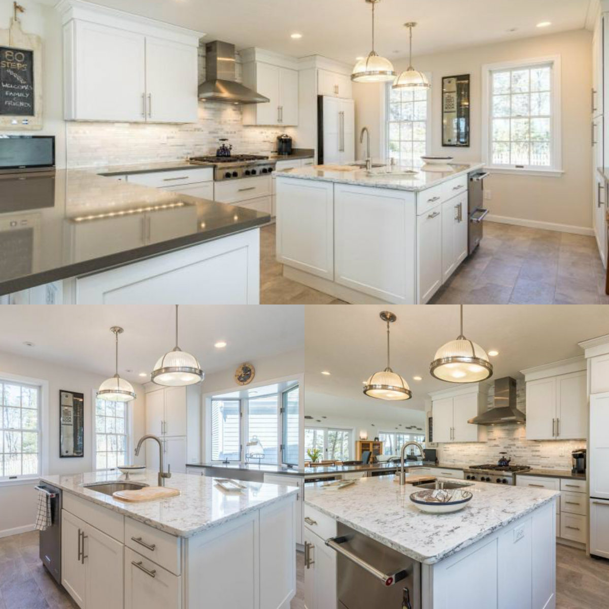 Images of kitchen at 524 Crowells Bog Road in Brewster Cape Cod MA