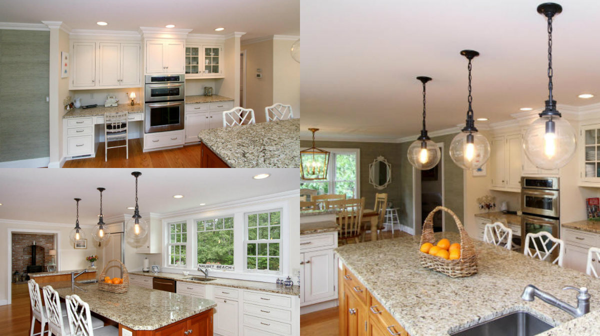 Images of kitchen at 56 Katherines Lane in Brewster Cape Cod MA