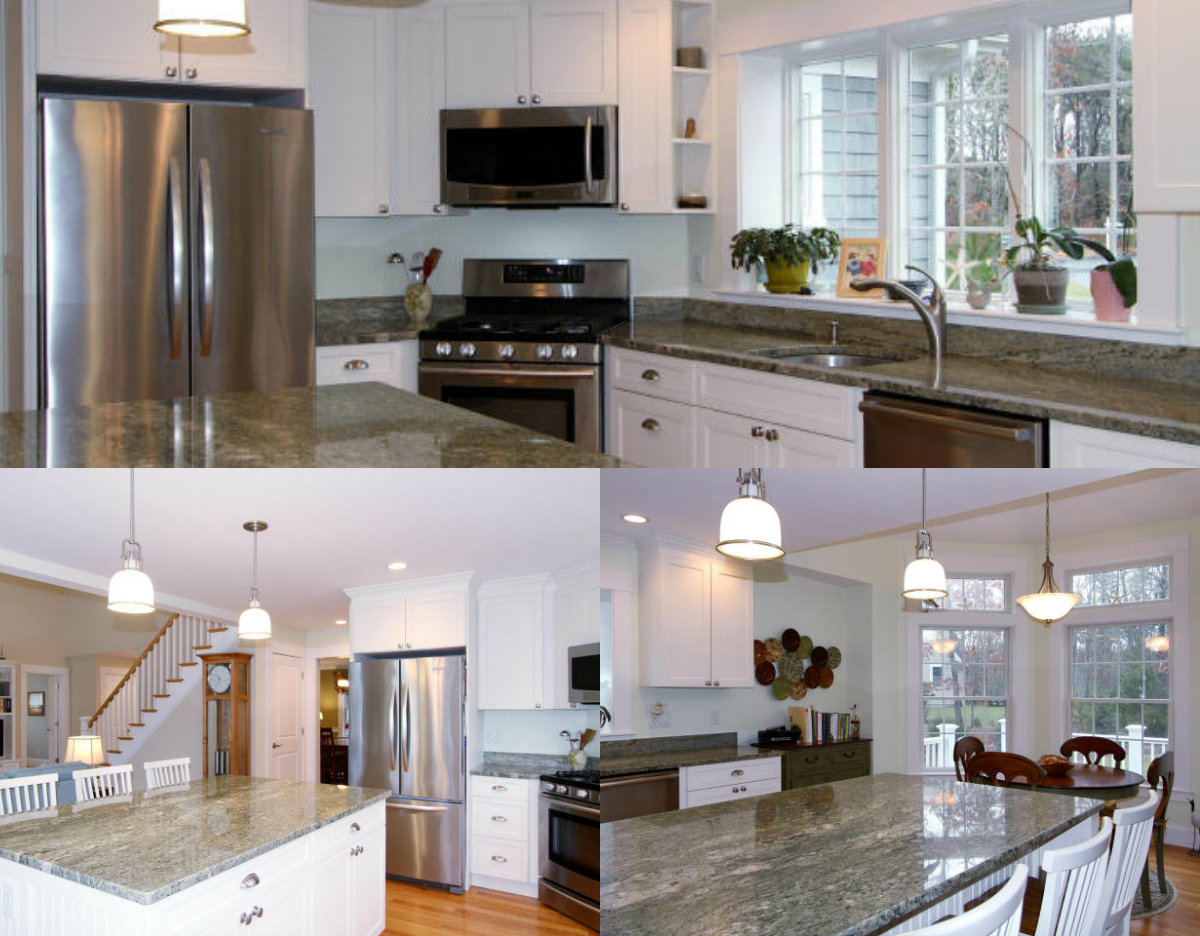 Images of kitchen at 70 Abby Road in Brewster Cape Cod MA